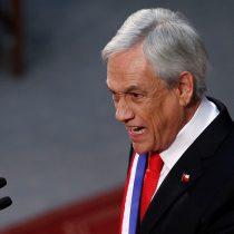 [CUENTA PÚBLICA] Piñera prende las redes sociales: algunos lo aplauden y otros lo critican por no ser feminista