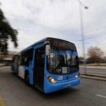 Transantiago: usuarios evalúan con 6,3 el uso de buses eléctricos
