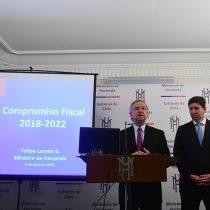 Hacienda anuncia nuevo compromiso fiscal en medio de debate por crecimiento económico