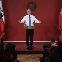 Piñera recibió al Team Chile en La Moneda y anunció planes en materia deportiva