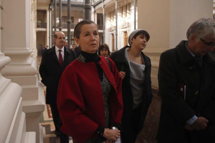 Corte Suprema nombró a la abogada María Pía Silva como nueva ministra del TC
