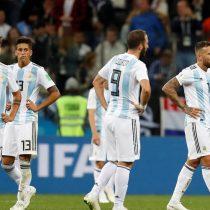 Rusia 2018: Nigeria le da un respiro a Argentina y gana el partido 2-0 contra Islandia