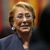 Michelle Bachelet fue reconocida por National Geographic por sus