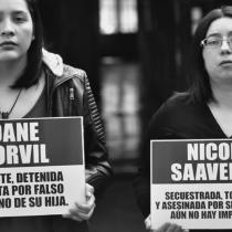 """Red chilena contra la violencia hacia las mujeres presentará ley invisible al Congreso: """"A quienes no han querido ver"""""""