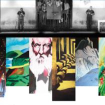 Exposición de arte con obras de Internos de Ex Penitenciaría de Santiago en UBO