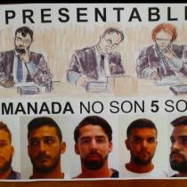 «Si La Manada sale ocupamos las calles»: convocan manifestaciones en toda España tras libertad provisional