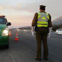 Carabinero es atropellado tras intentar detener un vehículo en cercanías del Club Hípico