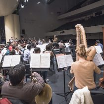 Sinfonía N°3 de Gustav Mahler con la Orquesta Sinfónica Nacional en Teatro UChile