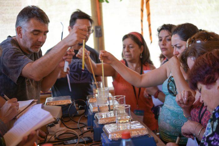 Postulaciones abiertas campamento gratuito de ciencias para docentes