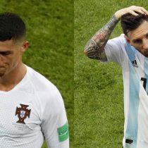 El día en que los dos mejores del mundo fueron eliminados: de Leónidas a Messi y Cristiano, diez reyes sin corona