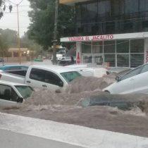 Fuertes lluvias provocan inundaciones en México