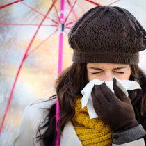 Cómo evitar los problemas de salud durante los días fríos