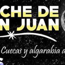 Celebración Noche de San Juan de Club Matadero en Barrio República