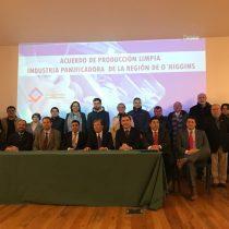 Panaderías de O´Higgins firman acuerdo que impulsa recambio tecnológico para cumplir con el Plan de Descontaminación Atmosférica