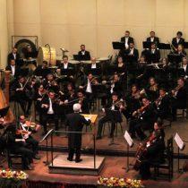 Sinfónica Nacional de Chile presenta