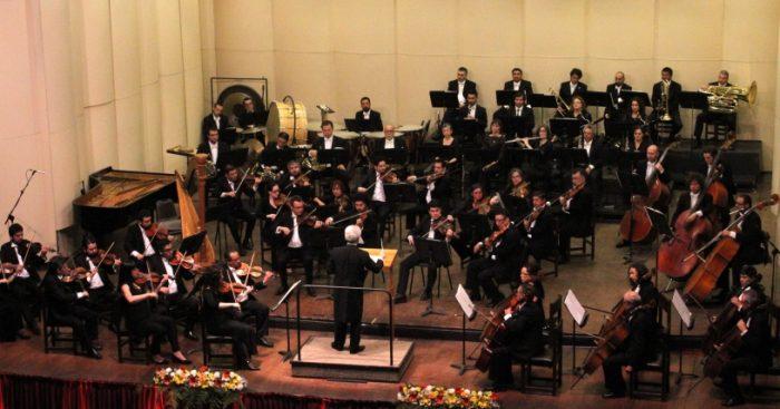 """Sinfónica Nacional de Chile presenta """"Sinfonía para familias"""" en Teatro Universidad de Chile"""
