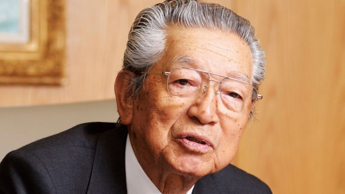 Fallece a los 89 años Kazuo Kashio, cofundador de la firma nipona Casio