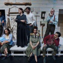 """Obra """"La viuda de Apablaza"""" en Teatro UC"""