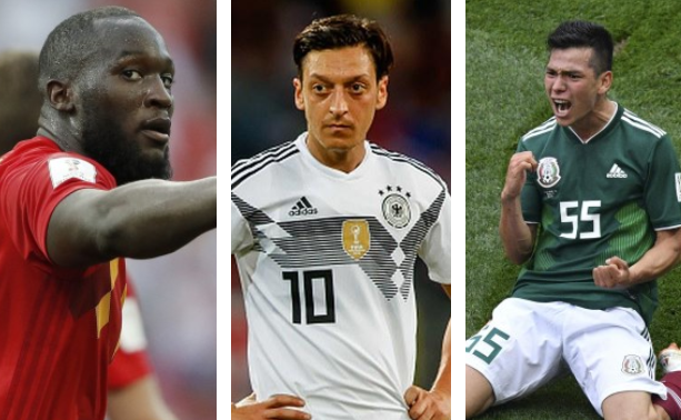 Bélgica, México y Alemania: revisa los horarios de los partidos de una nueva jornada del Mundial de Rusia