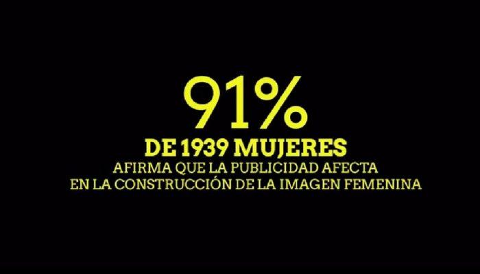 """[VIDEO] """"Gustarte es un acto de protesta"""": Rebelión del Cuerpo conmemora Día de Acción Contra los Trastornos Alimentarios"""
