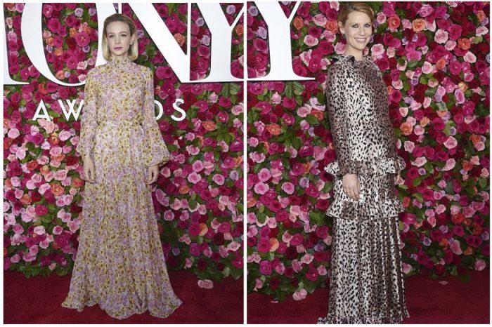 Los vuelos de Claire Danes o el vestido floral de Carey Mulligan: ¿cuál prefieres?