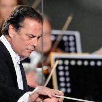 Concierto Sinfónica Nacional Juvenil bajo la batuta de Maximiano Valdés en U. Santa María