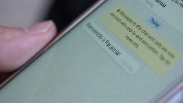"""Obra """"Paranoia"""": una experiencia teatral por WhatsApp"""