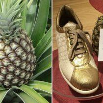 De las piñas a los zapatos, el modelo sostenible que sustituye al cuero