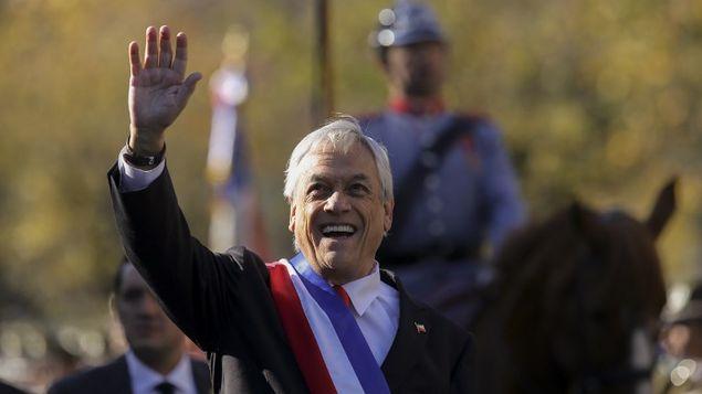 Presidente Piñera pide a parlamentarios de la oposición destrabar Ley Antiterrorista