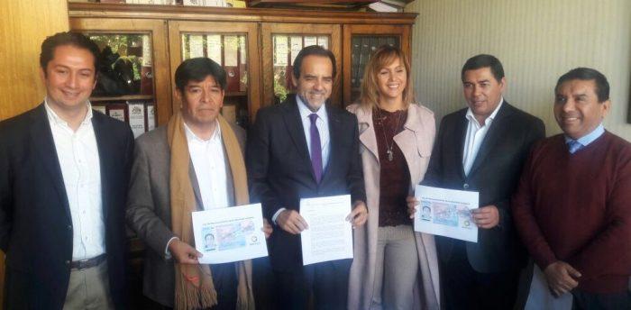Bancada Regionalista presentó proyecto para establecer derecho a la Identidad Indígena en carnet y pasaporte