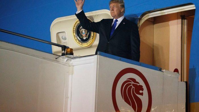 Trump y Kim Jong-un llegan a Singapur dos días antes de su histórica cumbre
