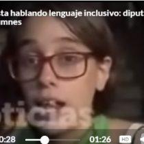 Estudiante habla con lenguaje de género y provoca intenso debate por el uso de sus palabras