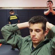 Estados Unidos: los jóvenes que se entrenan para trabajar con la Patrulla Fronteriza en Nogales