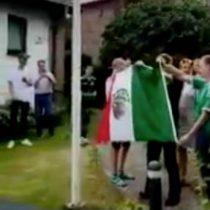 El gesto de un grupo de alemanes luego del triunfo de México que se hizo viral en las redes sociales