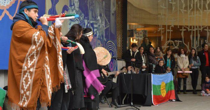 Celebración Año Nuevo Mapuche, We Tripantu, en Museo Violeta Parra