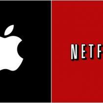 Apple en campaña multimillonaria desafía a Netflix