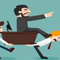 Autoridades hipervaloradas: Acoso y malas costumbres jerárquicas en nuestra sociedad