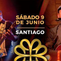 Concierto Banda Trébol en Santo Secreto Rock Star