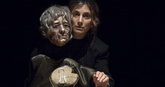 """Función gratuita obra de marionetas """"Chaika"""" en Teatro Municipal de Ovalle"""