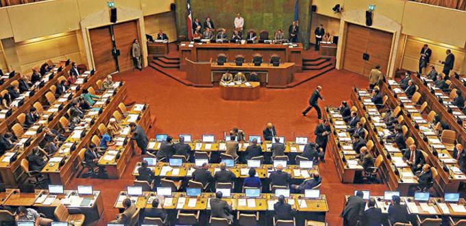 Los sueldos de los parlamentarios y discusiones conexas