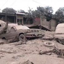 Erupción del Volcán de Fuego en Guatemala: así quedó El Rodeo, una de las comunidades arrasadas por la lava y las cenizas