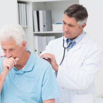 Alza de enfermedades respiratorias por el frío