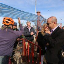 El hostil recibimiento de José Antonio Kast en su visita a San Antonio