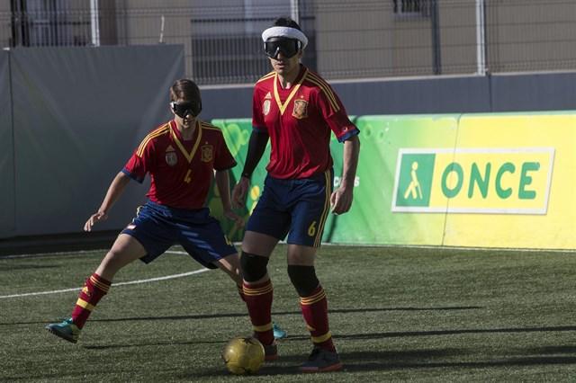 Selecciones de Brasil, Argentina, Rusia y España son favoritas en el Mundial de fútbol para ciegos