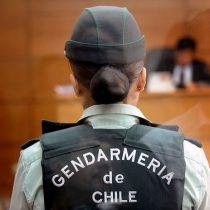 Funcionarios de Gendarmería inician paro nacional tras fallida negociación con el Gobierno