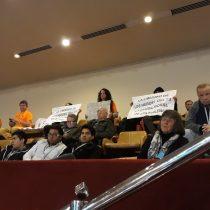 Pinochetismo reaparece en las tribunas de la Cámara: piden libertad de