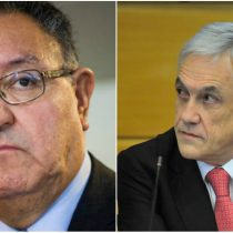 Senador Huenchumilla emplaza a Piñera por delincuencia: