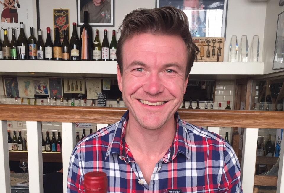 """Alistair Cooper, master of wine: """"Chile es uno de los países más dinámicos del mundo"""""""