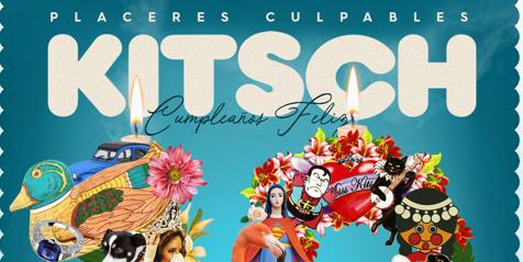 Fiestas Kitsch celebran 18 años en Centro de Eventos Blondie