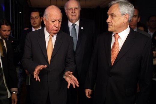 Piñera y sus cien días de mandato: esta tarde recibirá a Ricardo Lagos en La moneda